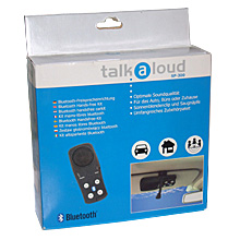 Bluetooth Car Kit Talk a Loud SP-300 f�r alle Handys